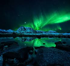 iceland northern lights 4k wallpapers