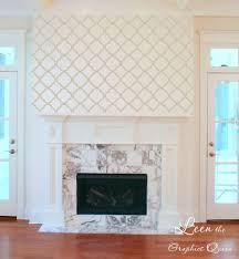 Quatrefoil Pattern Wall Decal
