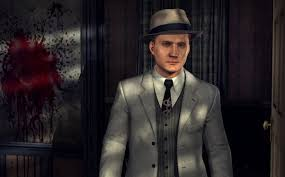 """E3 2011: Talking with Aaron Staton of Rockstar Games' """"L.A. Noire ..."""