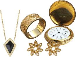 precious metals and gems jewelry