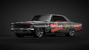 Iron Maiden Killers Car Livery By Ruddivillarreal Community Gran Turismo Sport