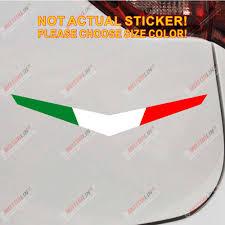 Flag Of Italy Italian Car Decal Sticker Vinyl Motorcycle Truck Boat Sticker Flag Flag Italyvinyl Flag Stickers Aliexpress