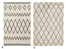 beni ourain moroccan rugs for any