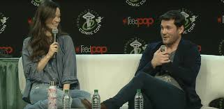 ECCC 2018: Summer Glau and Sean Maher light up Firefly panel