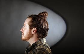 Men with long hair jumping on bun bandwagon - Lifestyle - The Columbus  Dispatch - Columbus, OH