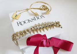 my 2nd rocksbox jewelry subscription review