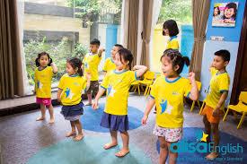Lợi ích cho trẻ học tiếng Anh sớm - EFC