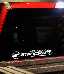 Hooked On Starcraft Decal North 49 Decals