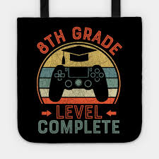 th grade level complete gamer graduate shirt gifts th