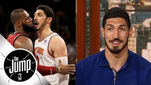 Enes Kanter reveals what he thought when he went face-to-face with ...