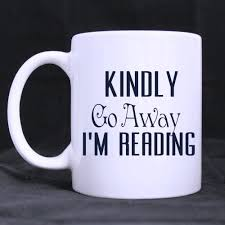 new year gifts book lovers gifts humorous quotes kindly go away i