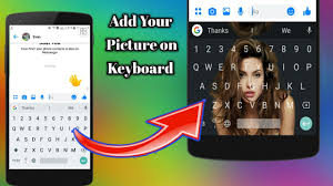 how to change keyboard theme by using