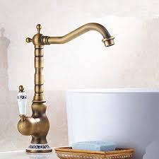 bathroom basin faucet deck mounted