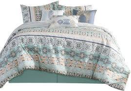 wpm 7 piece southwestern comforter set