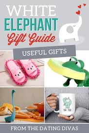 50 fun white elephant gift ideas for