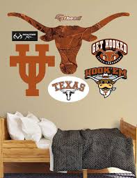 Fathead 7 Pc Texas Longhorns Realtree Logo Wall Decals Stage Stores Logo Wall Realtree College Gear