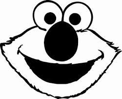 Sesame Street Elmo Muppet Vinyl Decal Misc Decals