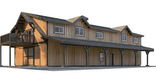 oakridge apartment barn kit wood barn