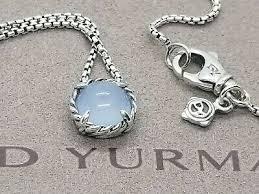 david yurman sterling silver w blue