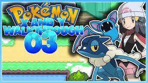 Pokemon XY GBA ROM Walkthrough: Episode 3