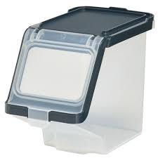 buddeez stackable storage bin
