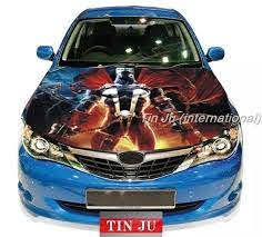 High Quality Anime Spawn Diy Auto Stickers Hood Auto Car Vinyl Decal Stickers Tjly44 1500mm 1200mm Sticker Mobile Stickers Cstickers Kitchen Aliexpress