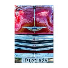 Shop Cuba Car Cars Chevrolet Classic Car Unframed Wall Art Print Poster Overstock 31466586