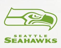 Seahawks Decal Etsy