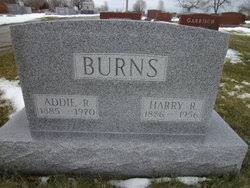 Addie Rebecca Witter Burns (1885-1970) - Find A Grave Memorial