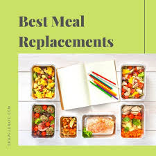 10 best meal replacements shakes