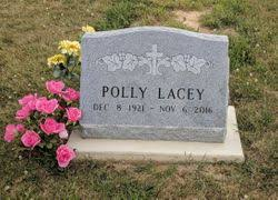 Polly Bailey Lacey (1921-2016) - Find A Grave Memorial