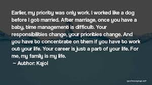 top quotes sayings about priorities and family