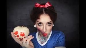 poisoned snow white makeup tutorial