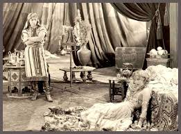 Rudolph Valentino Collectibles: Son of the Sheik Miniatures by Arline Smith