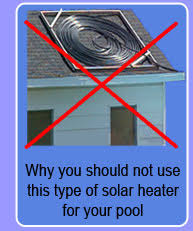 build a pool solar panel rack