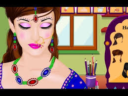 indian wedding makeup makeup games