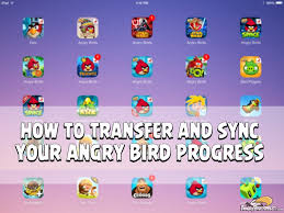 How to Transfer Angry Birds Progress Between iOS Devices ...
