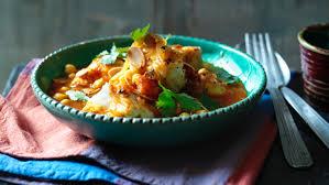 Moroccan fish stew recipe - BBC Food