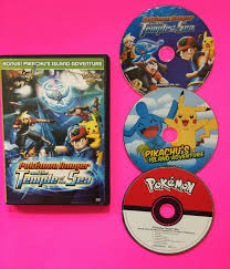 Pokemon Movie - Pokemon Ranger and The Temple of The Sea for sale online