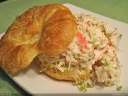 Crab (Imitation) Salad Recipe ...