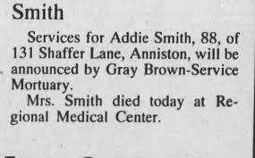 Addie Smith - Newspapers.com