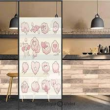window s cute heart shaped