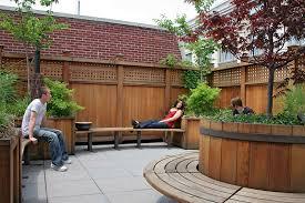 Planter Fences Site Craft