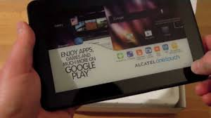 Alcatel One Touch Evo 7 Unboxing und ...