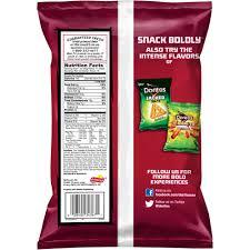 calories in small bag of doritos