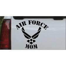 Air Force Mom Car Or Truck Window Decal Sticker Walmart Com Walmart Com