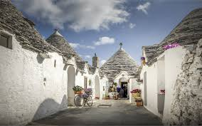 wallpaper puglia alberobello italy