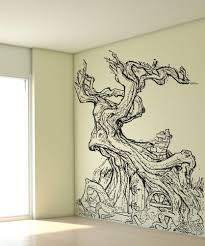 Vinyl Wall Decal Sticker Twisted Treehouse Os Aa1334 Stickerbrand