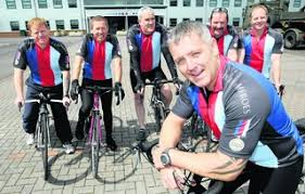Soldier's cycling charity mission | Swindon Advertiser