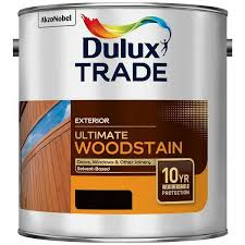 dulux trade ultimate woodstain wood